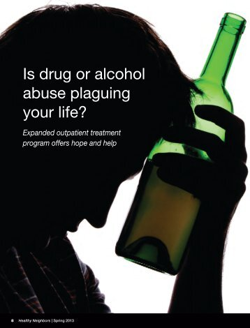 Is drug or alcohol abuse plaguing your life?