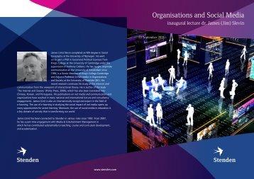 Organisations and Social Media