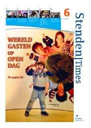 Nummer 6, 6 april 2009 - Stenden Hogeschool