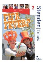 fever?see page 2, 3 - Stenden Hogeschool