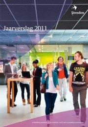 Jaarverslag 2011 - Stenden Hogeschool