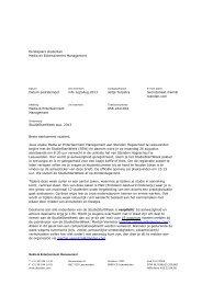 Informatie Studiestartweek - Stenden Hogeschool