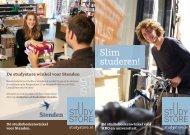flyer - Stenden Hogeschool