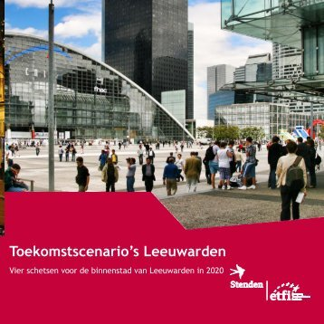 Toekomstscenario's Leeuwarden