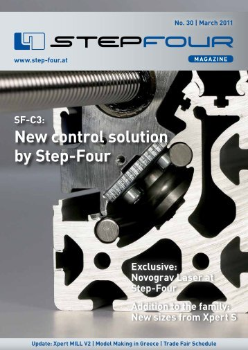 New Sizes From Xpert - Step four