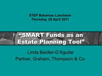 What is a SMART Fund? - STEP