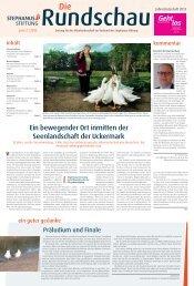Rundschau 2 | 2013 - Stephanus-Stiftung