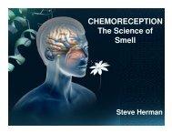 chemoreception - Stephen-herman.com
