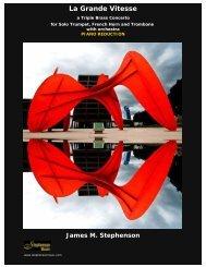 La Grande Vitesse - James Stephenson
