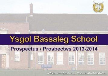 Ysgol Bassaleg School