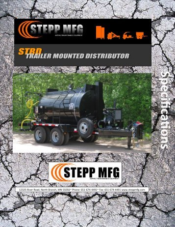 View / Download PDF - Stepp Manufacturing