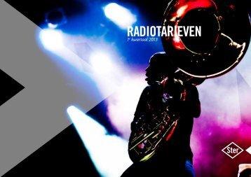 RADlOTARlEVEN - Ster