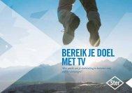 onderzoek 'Bereik je doel met tv' - Ster