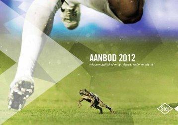 AANBOD 2012 - Ster