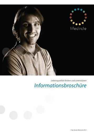 Informationsbroschüre - Sterbehilfe Deutschland