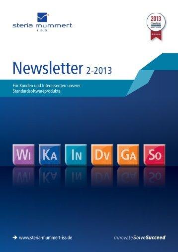 Newsletter II-2013 - Steria