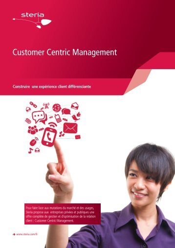 Customer Centric Management - Steria