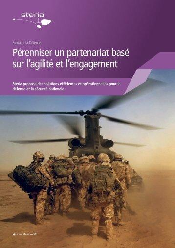 Télécharger la brochure en français - Steria