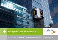How Kilometrix can help you meet the telematics challenge - Steria