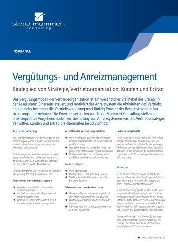 Vergütungs- und Anreizmanagement (PDF) - Steria