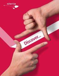 Corporate Brochure - Steria