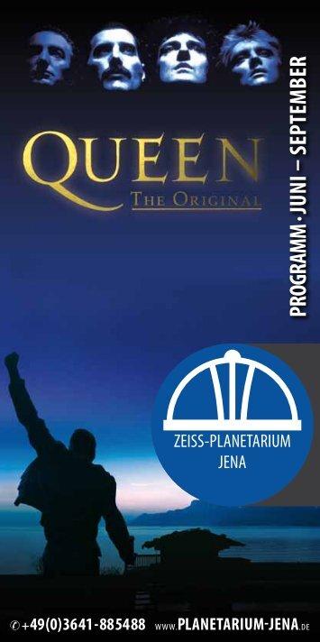 Zeiss-Planetarium Jena - Mondscheindinner