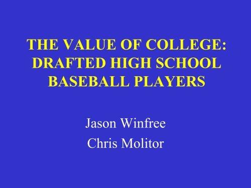 Jason Winfree - NYU Stern School of Business