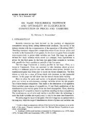 on nash equilibrium existence and optimality in ... - ResearchGate