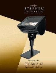 Polaris-12 Brochure - Sterner Lighting