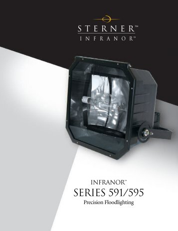 591/595 Brochure - Sterner Lighting