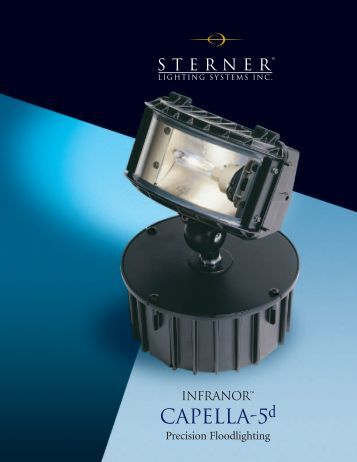 capella-5 - Sterner Lighting