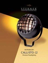 Callisto-12 Brochure - Sterner Lighting