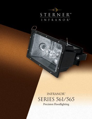 Infranor 561/565 Brochure - Sterner Lighting