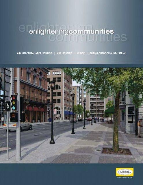 architectural area lighting | kim lighting - Hubbell Outdoor Lighting
