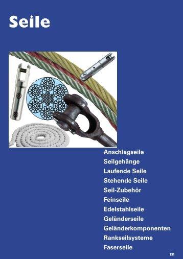 download side 191 - Sternkopf - Seil und Hebetechnik
