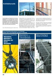 Architekturseile - Sternkopf - Seil und Hebetechnik