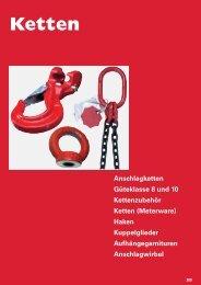 Kett-Plus - Sternkopf - Seil und Hebetechnik