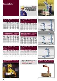 Lastaufnahmemittel - 2011 - Sternkopf - Seil und Hebetechnik