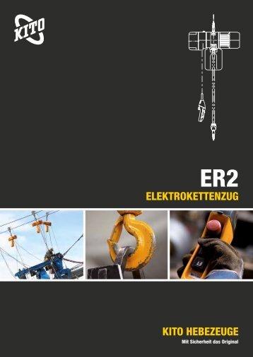 Flyer KITO-ER2