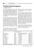 Endlich Sommerpause - FC Stern Marienfelde e.V. - Page 3