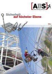 ABS Katalog - Sternkopf - Seil und Hebetechnik