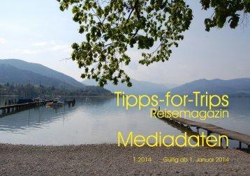 Tipps-for-Trips Mediadaten