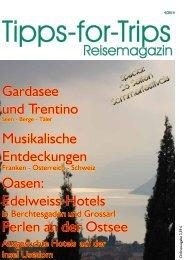 Tipps-for-Trips Reisemagazin 4.2014
