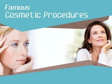 Famous Cosmetic Surgery in Baltimore