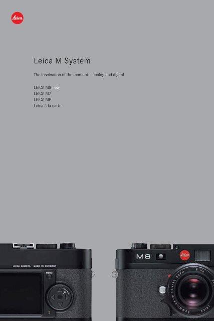 Leica M System - Photoxels