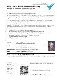 Kurse 1. Halbjahr 2014 - Steuerberaterverband Berlin-Brandenburg