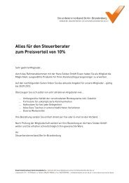 Angebot Hans Soldan GmbH - Steuerberaterverband Berlin ...