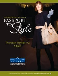 Thursday, October 14 5-8pm