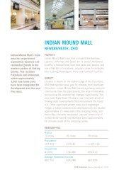 INDIAN MOUND MALL