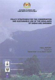 policy strategies for the conservation and sustainable use of the ...